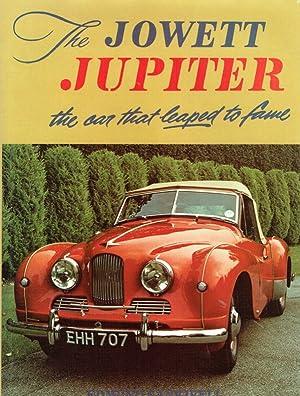 Jowett Jupiter: The Car That Leaped to: Nankivell, Edmund: