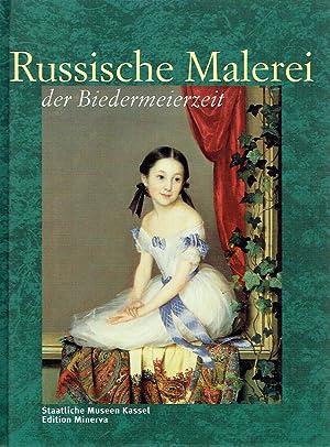 Russische Malerei der Biedermeierzeit: Meisterwerke aus der: Ottomeyer, Hans; Biedermann,