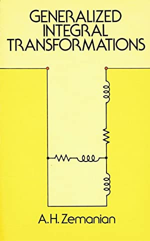 Generalized Integral Transformations.: Zemanian, A. H.: