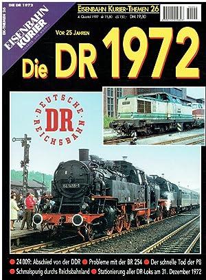 Eisenbahn Kurier - Themen Nr. 26: Vor: Buchweiz, Rudi; Delie,