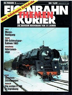 Eisenbahn Kurier /EK - Themen 2. Die: Delie, Max R,;