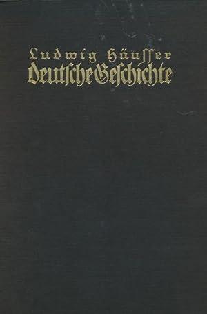 Deutsche Geschichte vom Tode Friedrichs des Grossen bis zur Gründung des deutschen Bundes (in ...