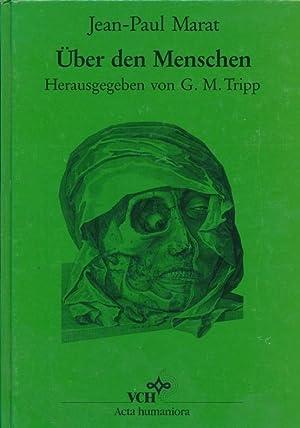Über den Menschen oder über die Prinzipien und Gesetze des Einflusses der Seele auf den K...