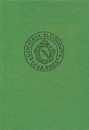 Bleischwitz Kreis Leobschütz, OS. : eine oberschlesische Gemeinde.: Beier, Georg :