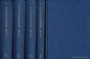 Athenäum-Reprints : Das junge Deutschland Reisenovellen 1834-1837 (6 Bände in 5 Tl.) &#...