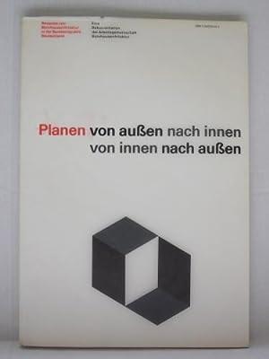 Planen von aussen nach innen - von innen nach aussen. Beispiele von Bürohausarchitektur in der...