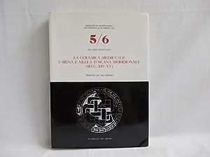 Ricerche di Archeologia Altomedievale e Medievale 5/6: La Ceramica Medievale a Siena e Nella ...