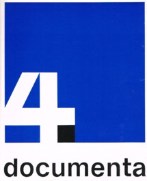 4. documenta, Katalog 2. Internationale Ausstellung 27. Juni bis 6. Oktober 1968 Kassel, Galerie an...