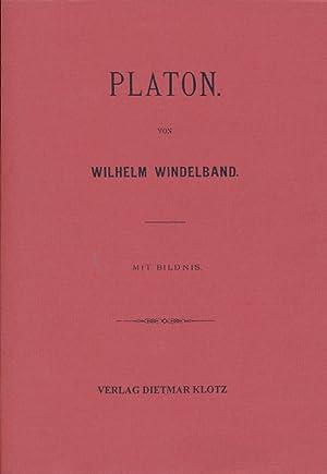 Platon.: Windelband, Wilhelm: