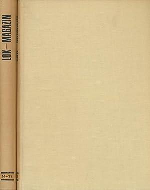 Lok-Magazin, Heft 14 - 17 (1965/1966).: Maedel, Karl-Ernst (Hrsg)
