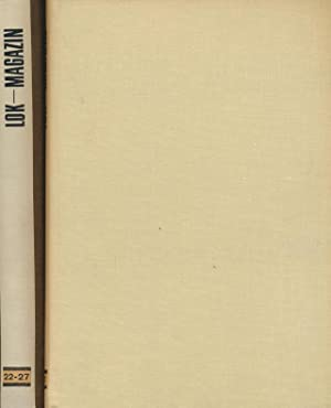 Lok-Magazin, Heft 22 - 27 (1967).: Maedel, Karl-Ernst (Hrsg)