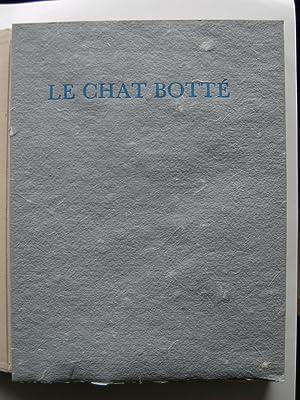 Le Chat Botté. Conte adapté, illustré et agrémenté d'...