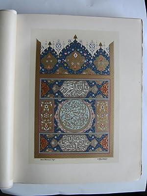 The Life of Mohammad the Prophet of Allah. Illustré par E. Dinet.: DINET E. & BEN IBRAHIM ...