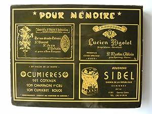 Guide d'Or de Champagne en l'an 1977. Des propriétaire-ré...
