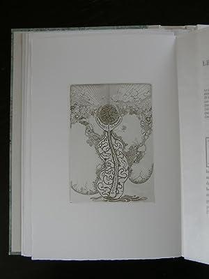 Le Domaine d'Arnheim. Le Cottage Landor. Illustré par A.E. Yersin.: POE Edgar Allan.