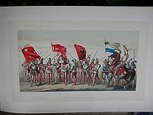 Album du Cortège historique de Morat XII juin 1476-1876.: JAUSLIN C. & ROUX G.