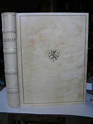 Annales et Généalogie de Blonay.: REYMOND M. & GALBREATH Ronald.
