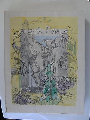 Vins, Fleurs et Flammes suivi de A travers nos Vignes par Héron de Villefosse avec des ...