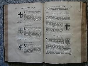 De Studio Militari, Libri Quatuor. Tractatus de Armis. Aspilogia. Suivi de Notae par Sir E. Bysshe....