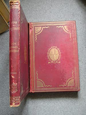 Fans and Leaves. English. Foreign. 2 volumes.: SCHREIBER Charlotte.