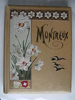 Montreux und Umgebung.: YUNG Emile.