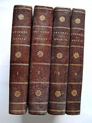 Lettres à Sophie. Sur la physique, la chimie et l'histoire naturelle.: MARTIN L.-Aimé.