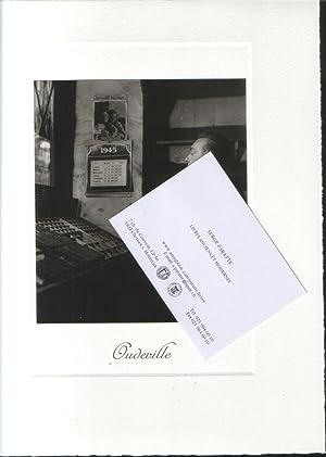 Les Imprimeurs. 3 photographies originales de Robert Doisneau.: DOISNEAU Robert.