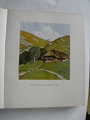 Ouvrons les Yeux! Voyage esthétique à travers la Suisse. Illustré par Redmond,...