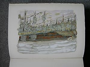 A travers nos Vignes. Illustré par Maurice Brianchon.: HERON DE VILLEFOSSE René.
