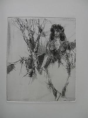 Dans le Miroir. Illustré par Jean Lecoultre.: NOVERRAZ Henri.