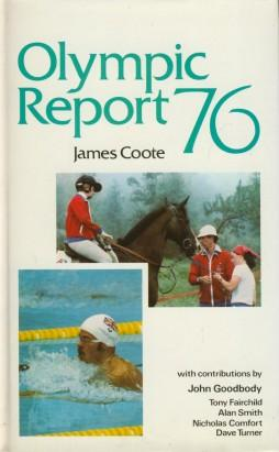 Olympic Report 76: James Coote Et