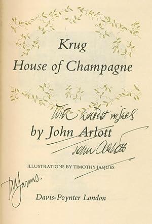 Krug: House Of Champagne: John Arlott