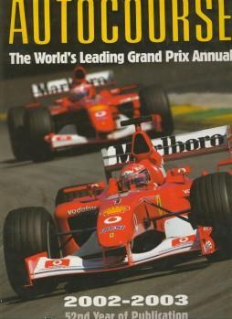 Autocourse 2002-2003: Alan Henry (ed.)