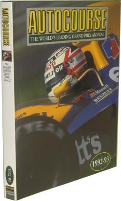 Autocourse 1992-93: Henry, Alan (ed.)