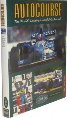 Autocourse 1995-96: Henry, Alan (ed.)