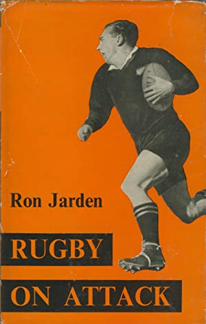 Rugby On Attack: Ron Jarden