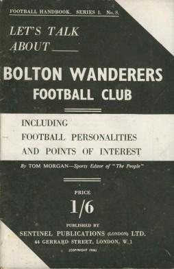 Let's Talk About Bolton Wanderers Football Club: Tom Morgan