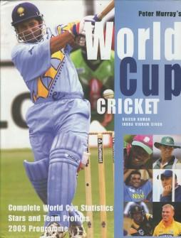 Peter Murray's World Cup Cricket: Rajesh Kumar And