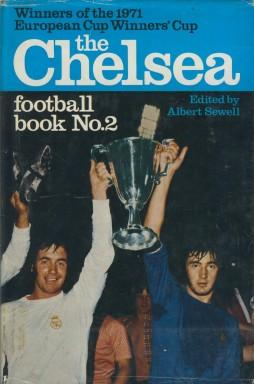 Chelsea Football Book No.2 by Albert Sewell (ed): (1971) | Sportspages