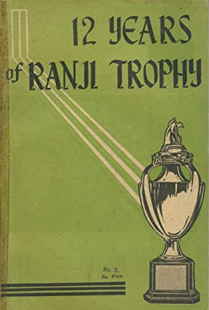 12 YEARS OF RANJI TROPHY: S.K. GURUNATHAN