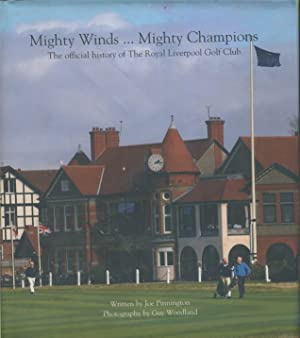 MIGHTY WINDS . MIGHTY CHAMPIONS. THE OFFICIAL: Joe PINNINGTON