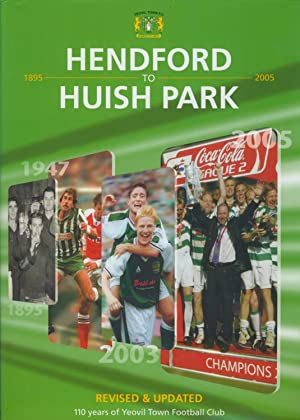 HENDFORD TO HUISH PARK: Kerry MILLER