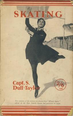 Skating: Captain S. Duff-taylor