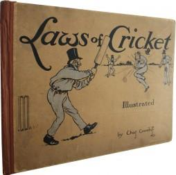 Laws Of Cricket: Charles Crombie