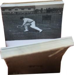 Don Bradman Cricket Flicker Book (late Cut): Don Bradman