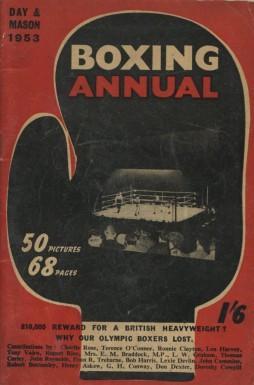 Day & Mason Boxing Annual 1953: day & Mason Boxing Annual)