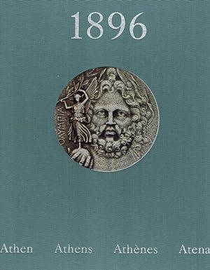 1896 Athen Athens Athènes Atenas, Die Bilder der Spiele der I. Olympiade von Albert Meyer ...