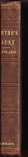Faust: A Dramatic Poem: Johann Wolfgang von;