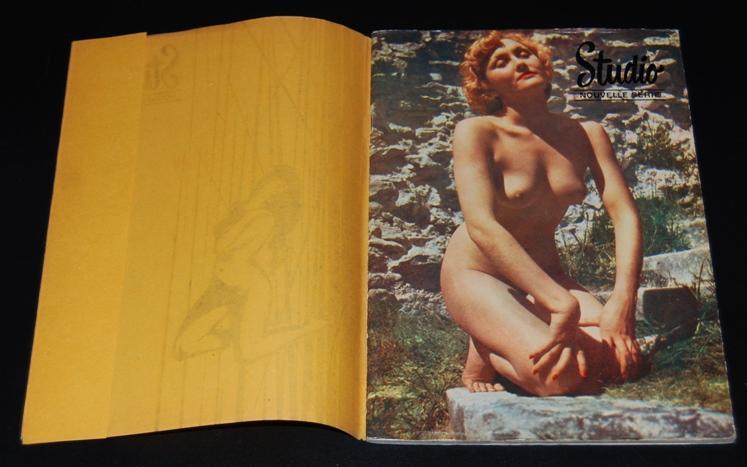Studio Album No. 8 (Nouvelle Serie): Andre Belorgey ; Roland Carre ; Serge Jacques