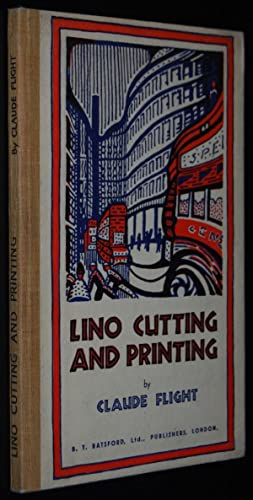 The Art and Craft of Lino Cutting and Printing